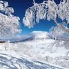 Mt. Yotei from Niseko Ski Resort