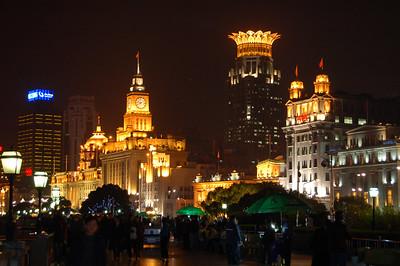 Shanghai, China: The Bund