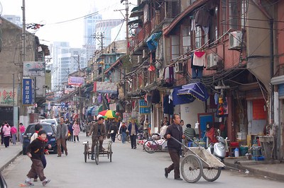 Shanghai, China: Old Town