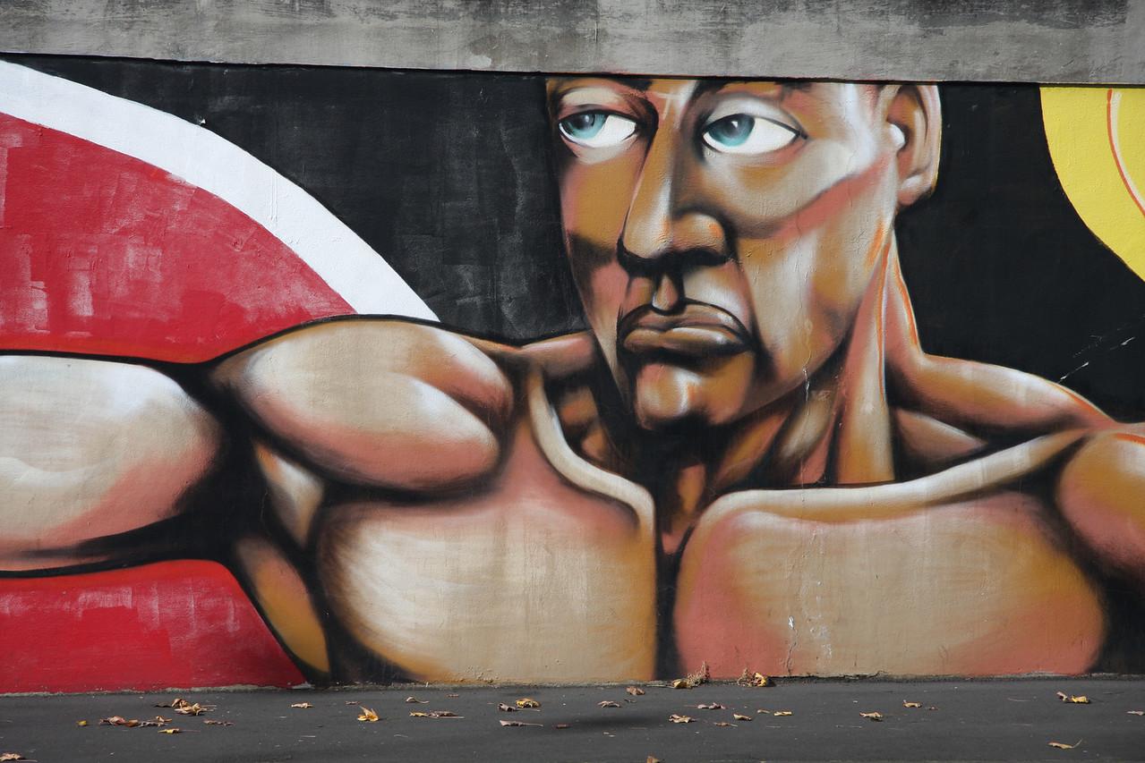 Auckland, New Zealand: Urban Art