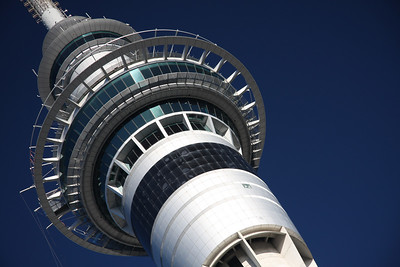 Auckland, New Zealand: The Sky Tower