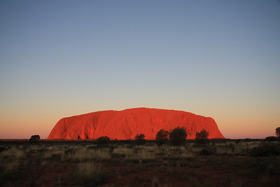 Uluru (Ayers Rock), Northern Territory