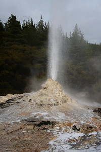 Rotorua, New Zealand Rotorua is a geothermal wonderland in the center of North Island, New Zealand.