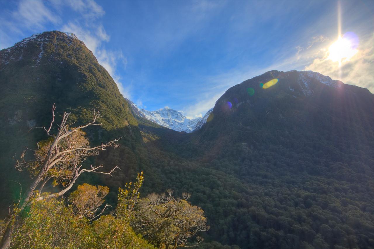 Fjordland National Park, New Zealand (HDR)<br /> Fjordland National Park is one of the most stunning parts of New Zealand.