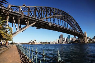 Opera Under the Bridge. Sydney, Australia