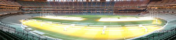 Melbourne Cricket Ground (MCG) panorama, Melbourne, Australia