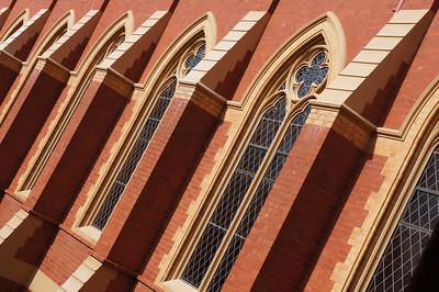 Memorial Hall at Scotch College, Melbourne, Australia