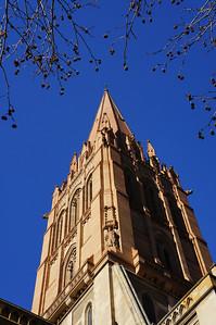 Cathedral, Melbourne, Australia