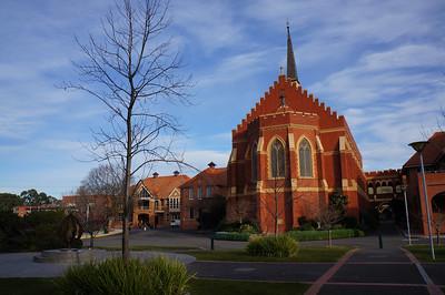 Memorial Hall, Scotch College, Melbourne, Australia.