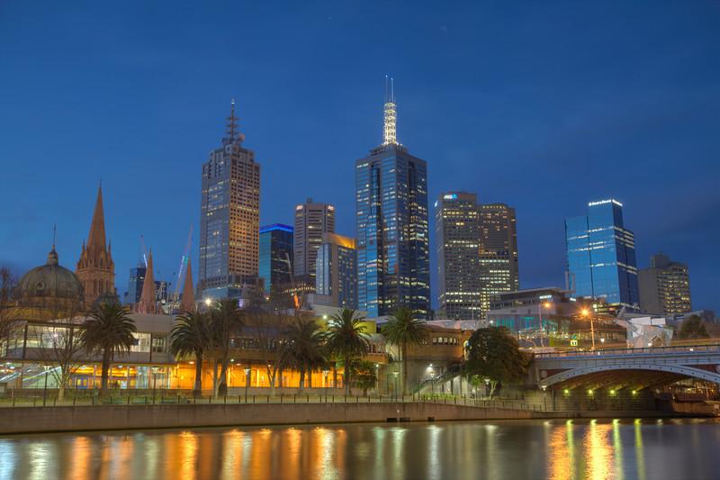 Melbourne, Australia (HDR)