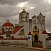 Church near Oaxaca