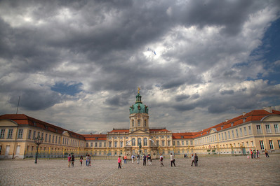 Schloss Charlotenburg; Berlin, Germany