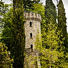 Watchtower at Powerscourt Castle