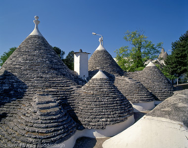 Trully houses at Alberobello  Filename: ITA-100008-011.jpg