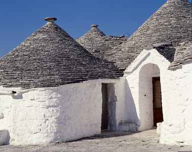 Trully houses at Alberobello  Filename: ITA-100005-011.jpg