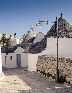 Trully houses at Alberobello  Filename: ITA-100009-010.jpg