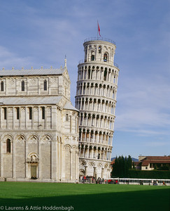 Tower of Pisa Italy  Filename: ITA-100016-08.jpg