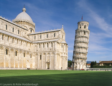 Tower of Pisa Italy  Filename: ITA-100015-012.jpg
