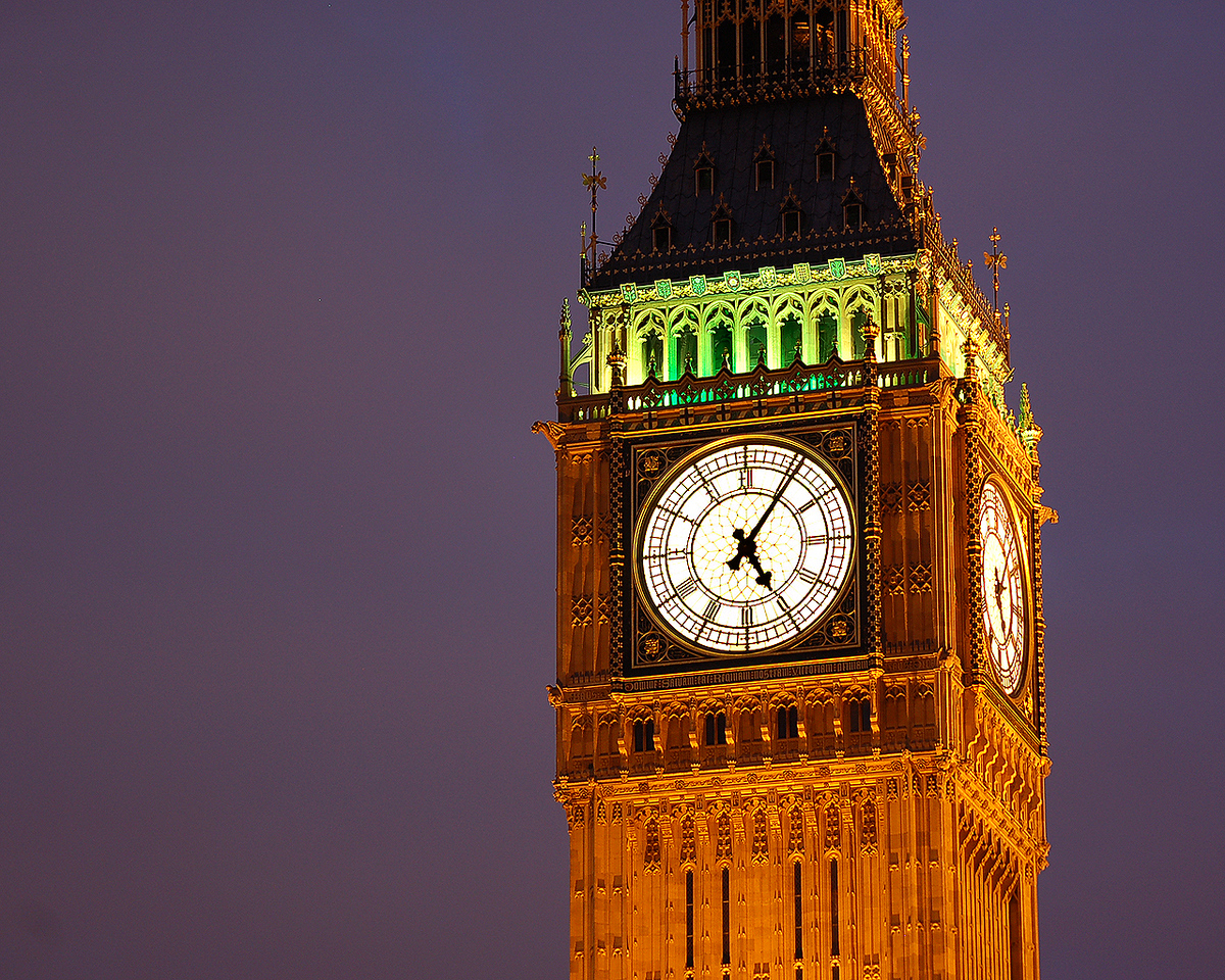 The Clock Tower and Big Ben