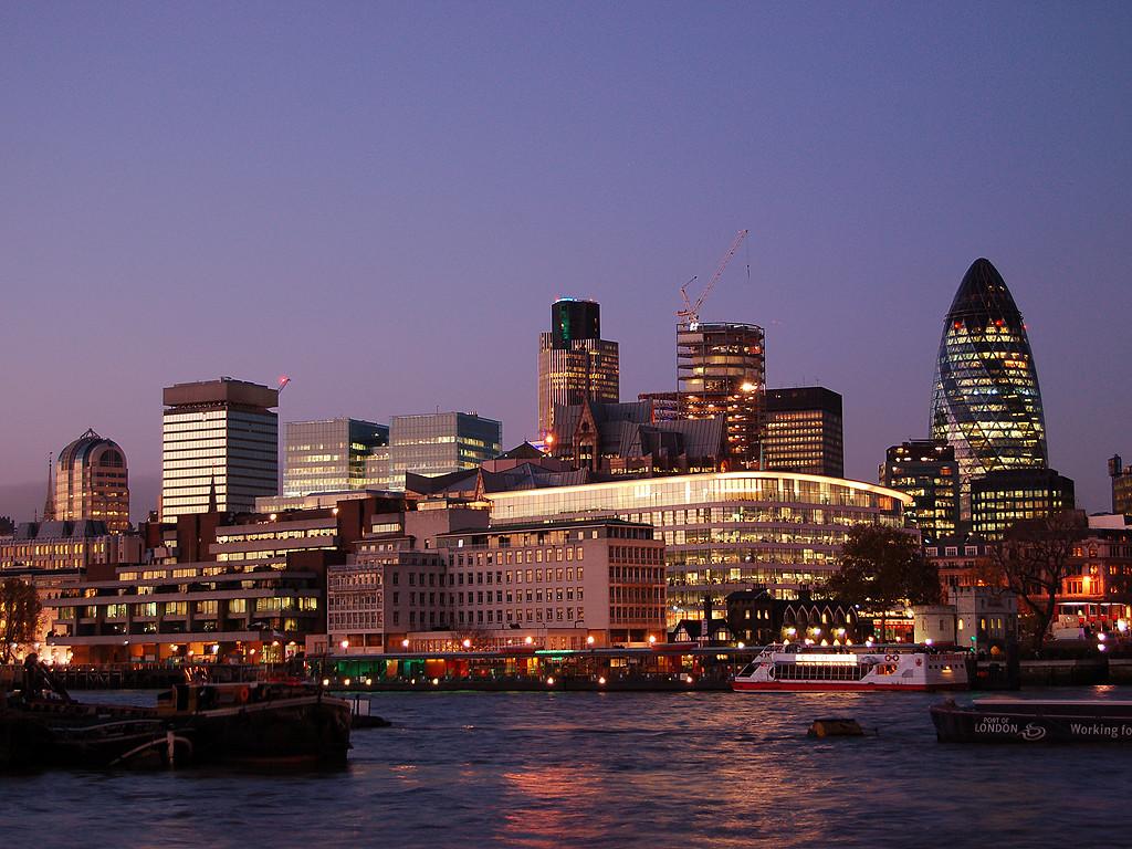 London: The Gerkhin