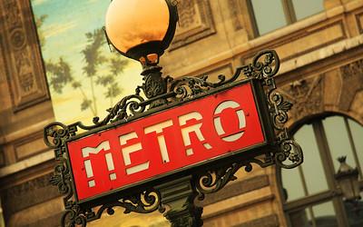 Elegant Mass Transit: The Paris Metro