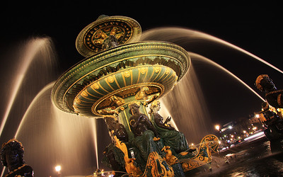 Place de la Concorde, Paris, France