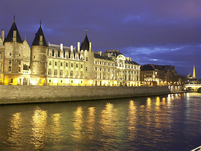 The City of Lights: The Concierge