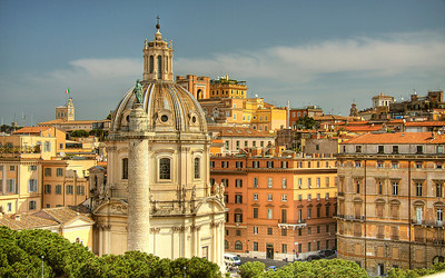 Baroque in Rome