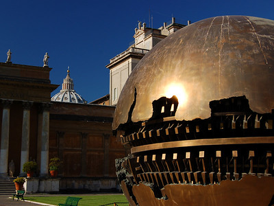 Orb, Vatican Museum, Vatican City