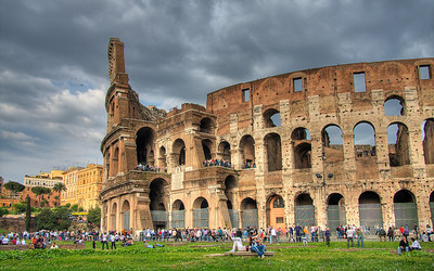 Colosseum (HDR Image)