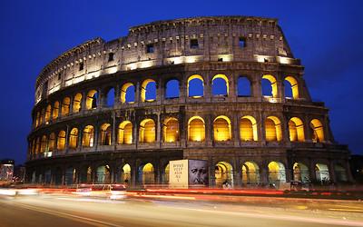 Ancient Wonder: Colosseum