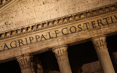 Agrippa's Legacy: The Pantheon