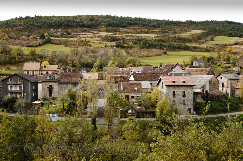 Another village in the Pyrenees.
