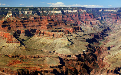 The Grand Canyon, Arizona, USA.