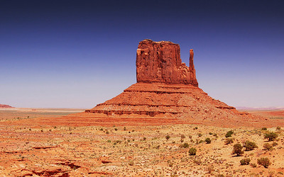 Monument Valley, Utah, USA.