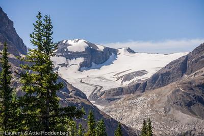 Peyto Glacier, Banff National Park, Alberta, CA