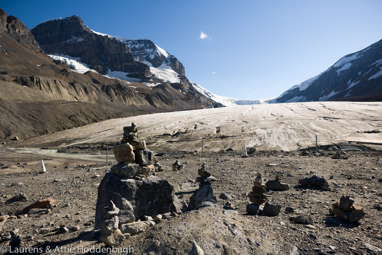 Athabasca Glacier, Jasper Nat'l Park, Jasper, CA