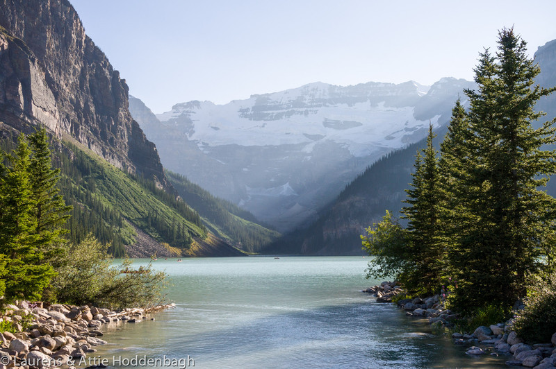 Lake Louise, Banff National Park, Alberta, CA