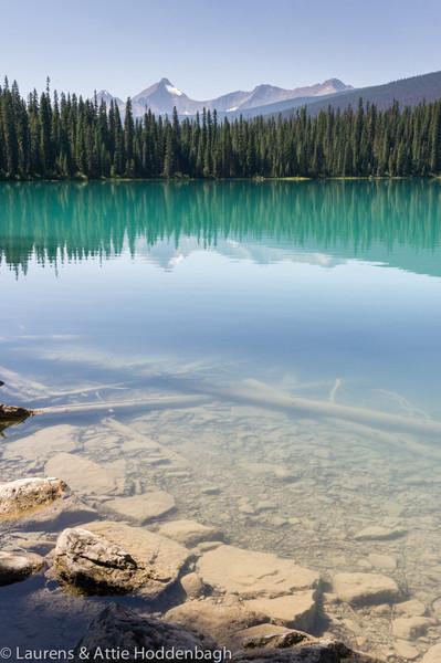 Emerald Lake, Yoho National Park, BC, CA