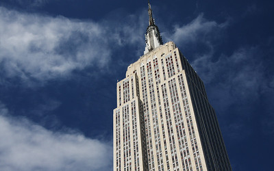 ESB, Midtown Manhattan, New York City, USA