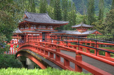 Byodo-Un Temple