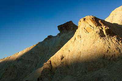 Death Valley near Zabriskie Point