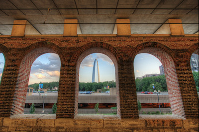 Arches (HDR) St. Louis, MO, USA