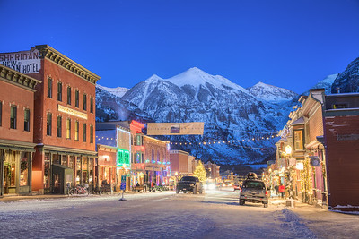 Main Street, Telluride, Colorado