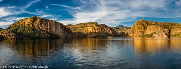 Canyon Lake near Lost Dutchman SP