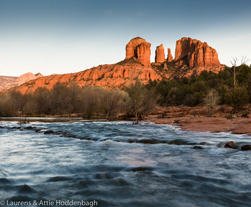 Sedona - Cathedral Mountains