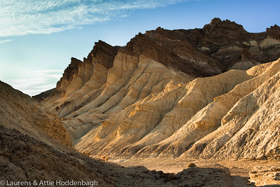 Golden Canyon, Death Valley, CA