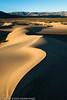 Mesquite Dunes at Death Valley, CA