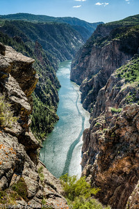 Black Canyon of the Gunnison National Park  Filename: CEM014146-Blackcanyon-CO-USAAnd2more.jpg