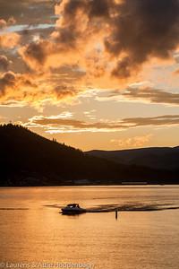 Sunset at Lake Granby